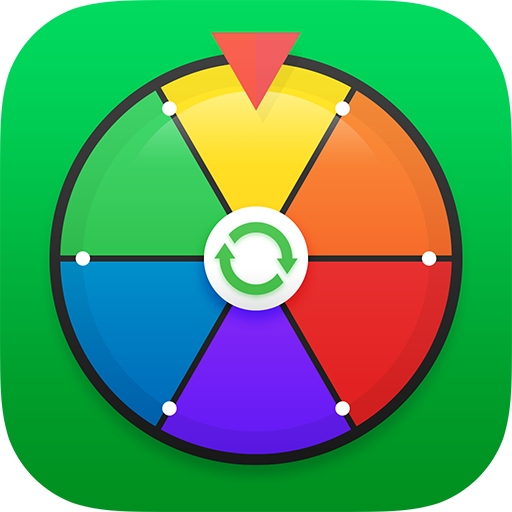 roller roulette icon